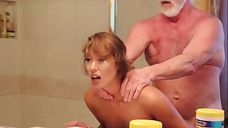 """Christy String up in """"Voyeurs Delight"""" from The De Sade Club 2 Part 2 video"""